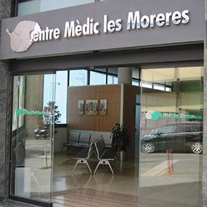 Logotipo Centre Mèdic LES MORERES