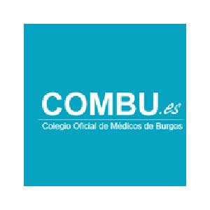 Logotipo Ilustre colegio oficial de médicos de Burgos