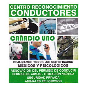 Logotipo CRC Cañadio Uno