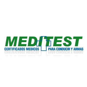Logotipo Centro de Reconocimiento Médico MEDITEST