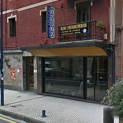 Logotipo Centro Psicotécnico de Guipúzcoa Errenteria