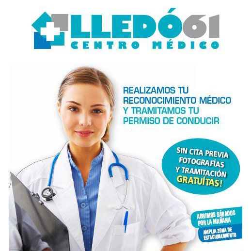 Logotipo Centro Médico LLEDÓ61