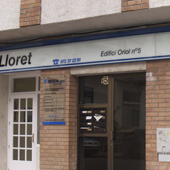 Logotipo Medical Lloret del Mar
