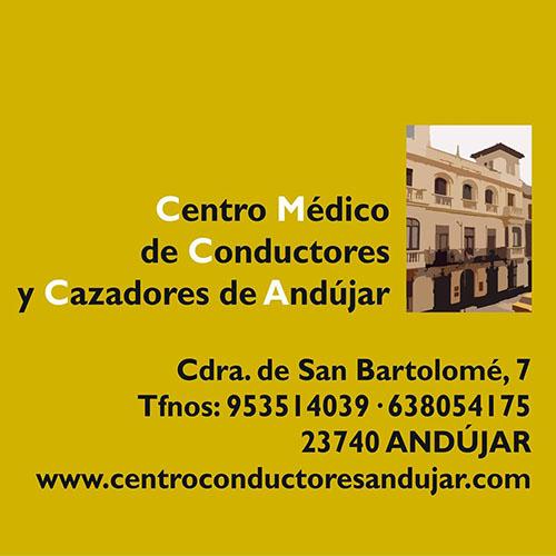 Logotipo Centro de Conductores de Andujar