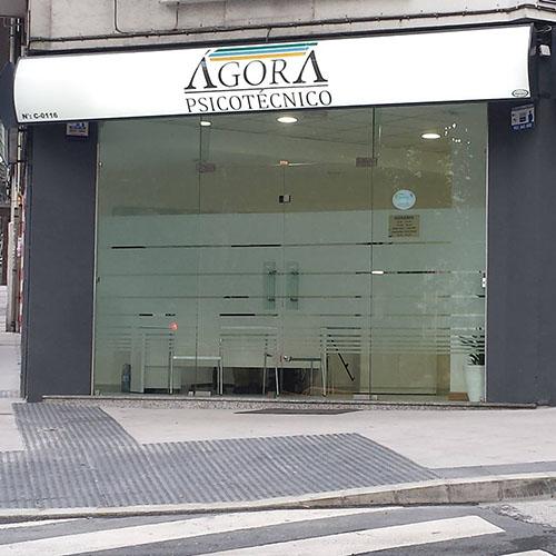 Centro de Reconocimiento de Conductores Ágora S.C.