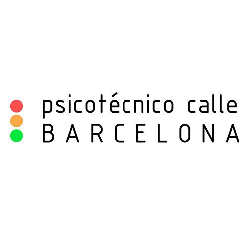 Logotipo Psicotecnico Calle Barcelona
