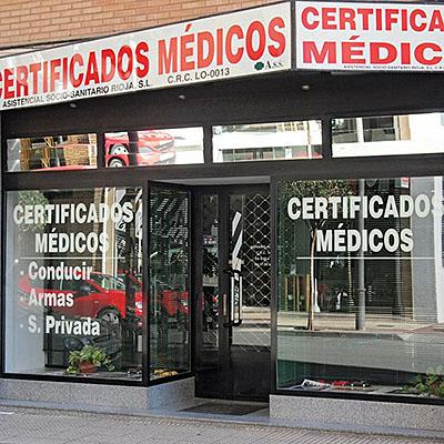 Asistencial Socio Sanitario Rioja S.L. (A.S.S.)