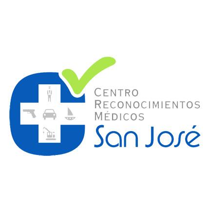 Logotipo Centro reconocimientos médicos San Jose Zuera