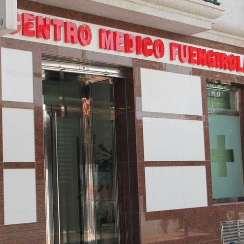 Logotipo Centro médico Fuengirola