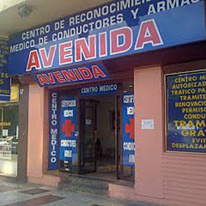 Logotipo Centro Medico Conductores Avenida