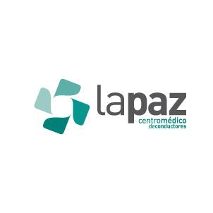 Logotipo Centro Médico de conductores La Paz