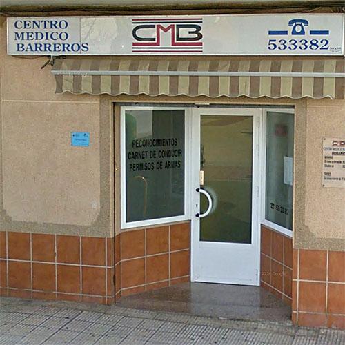 Logotipo Centro Médico Barreros