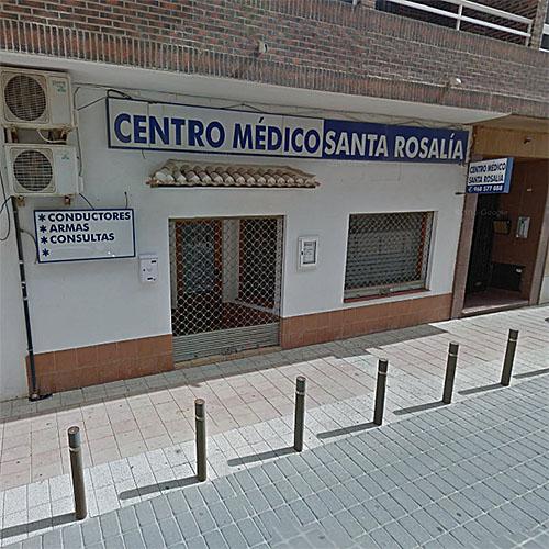 Logotipo Centro Médico Sta. Rosalía