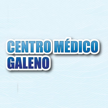 Logotipo Centro Médico Galeno