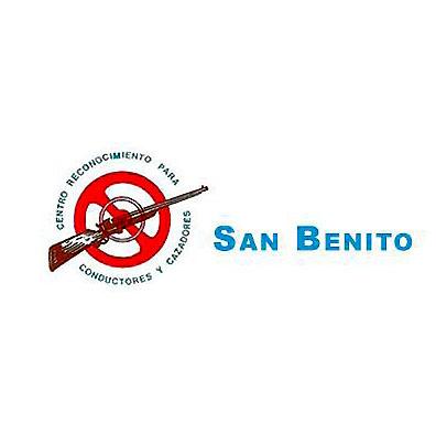 Logotipo Reconocimiento Médico SAN BENITO