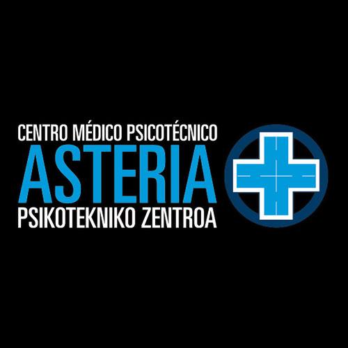 Logotipo Centro Médico Psicotécnico Asteria