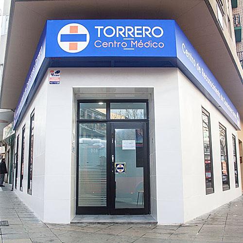 Logotipo Centro de Reconocimientos Médicos Torrero
