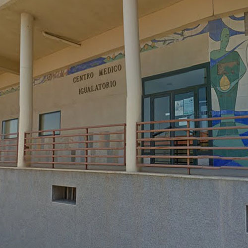 Logotipo Centro Médico Igualatorio