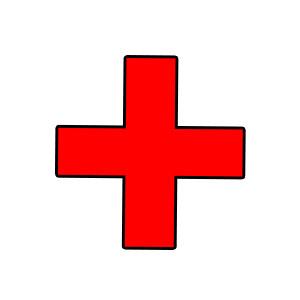 """Logotipo CRC Centro Médico """"Virgen de la Caridad"""" Campoamor"""