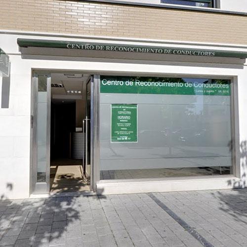Centro Médico Psicotecnico Laguna de Duero