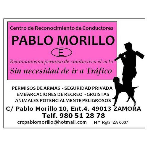 Logo Centro Psicotécnico Pablo Morillo
