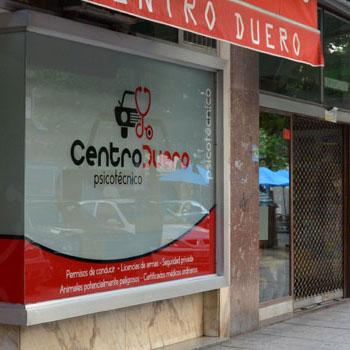Logo Centro Psicotécnico DUERO