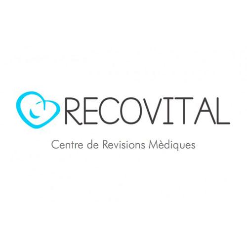Logotipo RECOVITAL Centre Médic Integral