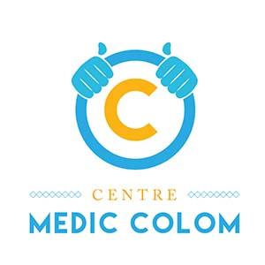 Logotipo Centro Médico Colom