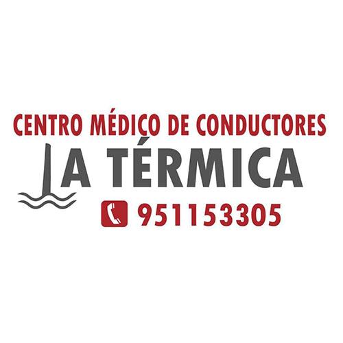 Logotipo Centro Médico de Conductores La Térmica