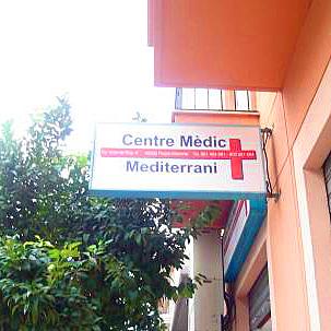 Centre Medic Mediterrani