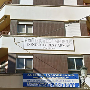 Centro Médico Benimámet