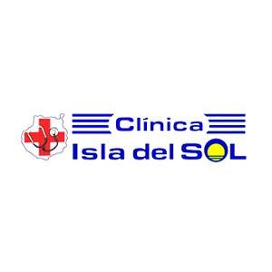 Logotipo CRC clínica Isla del Sol