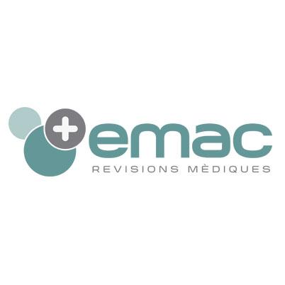 Logotipo EMAC Serveis Mèdics
