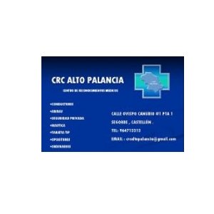 Logo CRC Alto Palancia