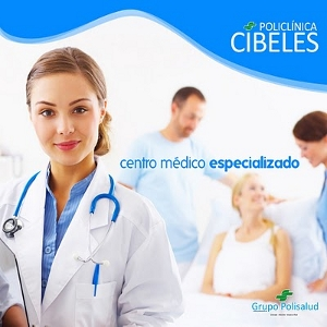 Logo Policlinica CIBELES