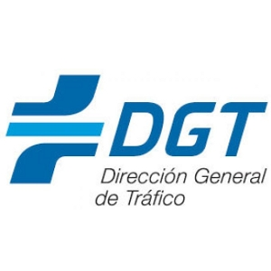 Logo Direccion General de Trafico de Girona