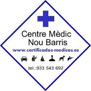 Logotipo Centre mèdic Nou Barris, S.L.