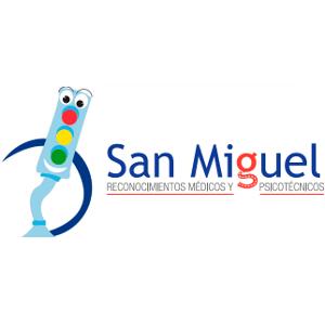 Logotipo Centro Médico San Miguel