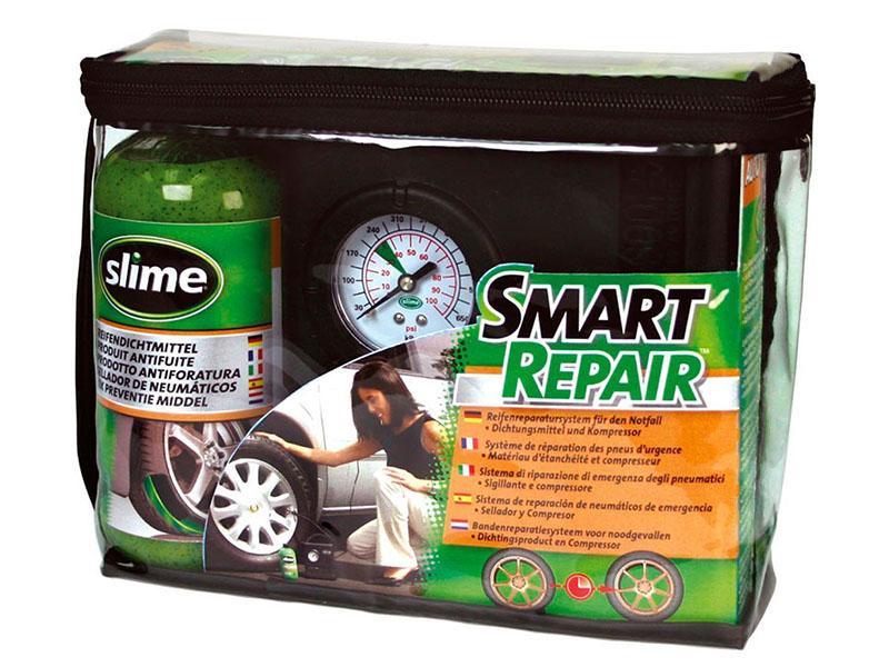 Kit de reparacion de pinchazos para coches