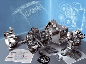 Caja de cambios DSG de 7 velocidades