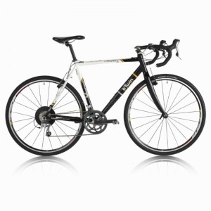 La tpica bicicleta de decathlon