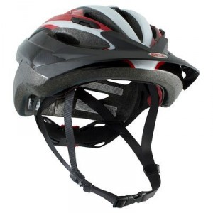 Un casco de bici de Decathlon